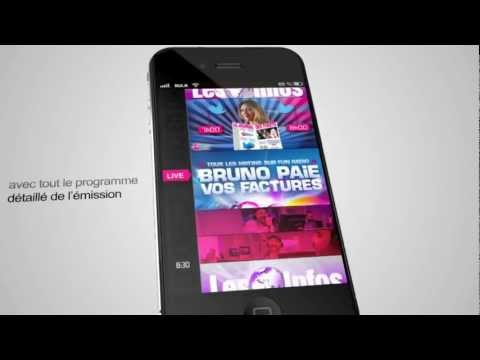 Dcouvrez l&#039;application Bruno dans la radio
