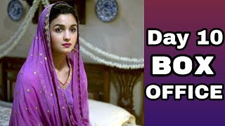 Raazi 10th Day Box Office Collection Alia Bhatt 21st may 2018