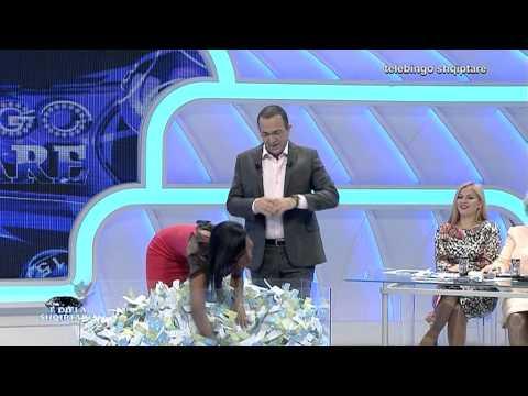 diela shqiptare - Telebingo shqiptare (20 prill 2014)