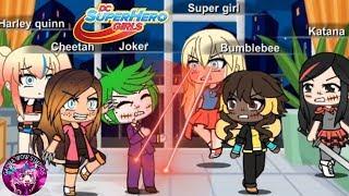 Dc Superhero Girls|Lunime|Gachaverse Mini Movie
