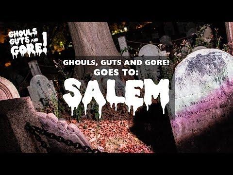 Travel Vlog: GGG Goes to Salem, Massachusetts