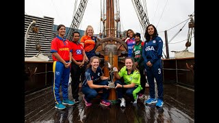 Bangladesh v PNG: ICC Women's T20 World Cup Qualifier