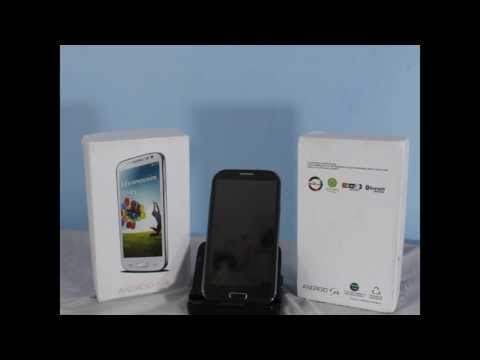 Review: HDC Galaxy S4 a Samsung Galaxy S4 Clone (Quad Core MT6589)