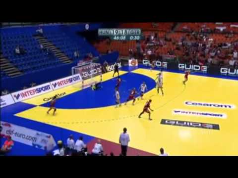 Women's EHF EURO 2012: Top 20 Goals