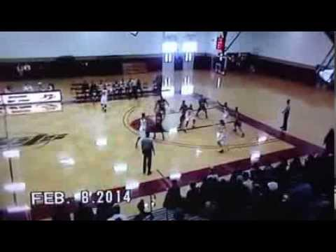 Kyle Godfrey #11 - Jackson College vs. Lansing Community College