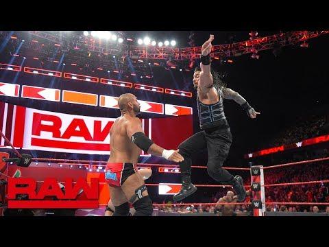 Roman Reigns & Bobby Lashley vs. The Revival: Raw, June 18, 2018 thumbnail