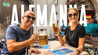 O que fazer em Munique - primeiro dia de viagem na Alemanha - Ep.1