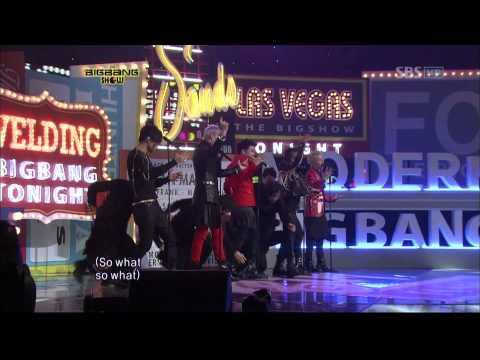 Bigbang 0228 sbs The Bigbang Show tonight video