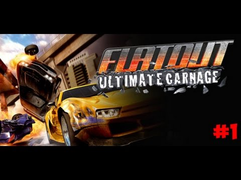 Журнал игры FlatOut: Ultimate Carnage (PC) X36 | Stratege