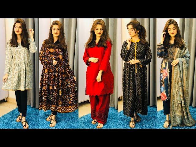 Play this video Dress Designing Ideas For Winters  AFFORDABLE  Trendy amp Cute