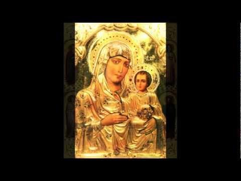 Молитва матери о своих детях.