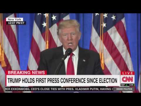 Trump to CNN: You Are Fake News
