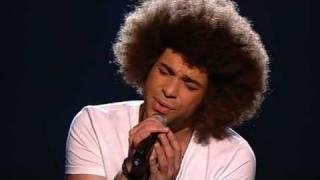 The X Factor 2009 - Jamie Archer - Live Show 2 (itv.com/xfactor)