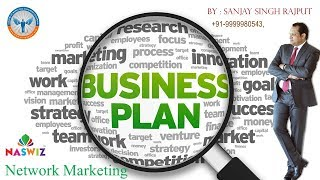 Business Plan Presentation | Sanjay Singh Rajput | Naswiz
