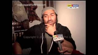 Singh Sahab The Great - Sunny Deol   Actor   Hindi film 'Singh Saab The Great'   Interview