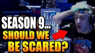 Is Fortnite DOOMED? Season 9... NINJA IN DISBELIEF