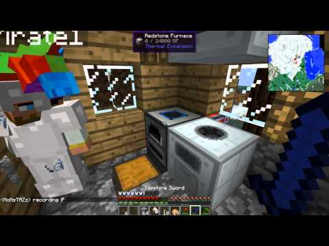 Coalition FTB (Feed The Beast) Episode 1- Morph