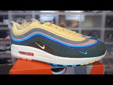 NIKE AIR MAX 1/97 SW SEAN WOTHERSPOON UNBOXING & REVIEW + HAPPY AIR MAX DAY 2018
