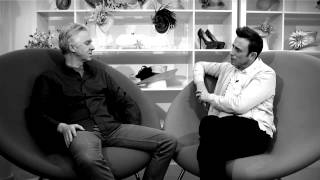John Vial in conversation with Philip Treacy