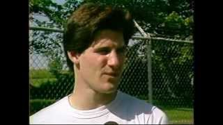 Shawn Abner on Being Selected #1 Overall (1984)