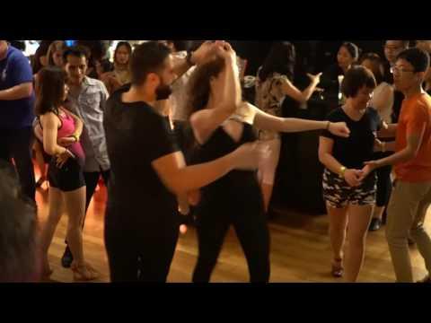 Zouk SEA 2016 Social Dances  Mathilde and James ~ video by Zouk Soul