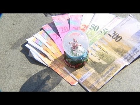 Wechselkurs: Schweiz diktiert Märkten den Franken-Kurs - SPIEGEL ...