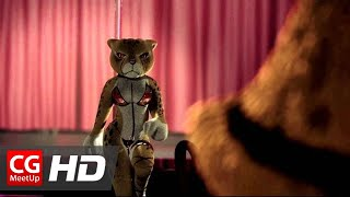 "CGI Animated Short Film HD ""The Mega Plush Episode II"" by Matt Burniston | CGMeetup"