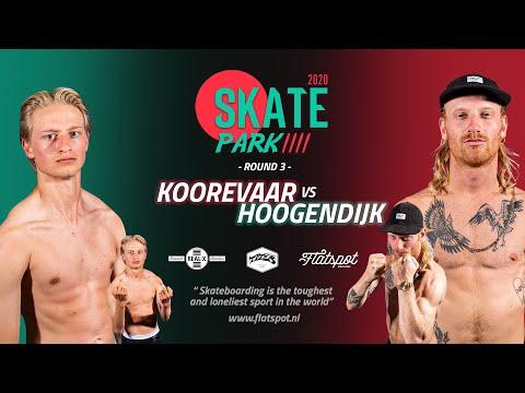 Game of SKATEpark 2020 - Game #15 - Woody Hoogendijk vs Jip Koorevaar