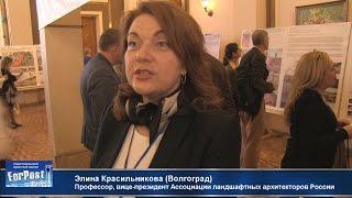 Резонанс.  Элина Красильникова (Волгоград) о проблемах прибрежной застройки