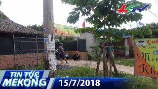 """""""Hiệp sĩ"""" giải cứu hai thiếu nữ khỏi tổ quỷ   TIN TỨC MEKONG - 15/7/2018"""