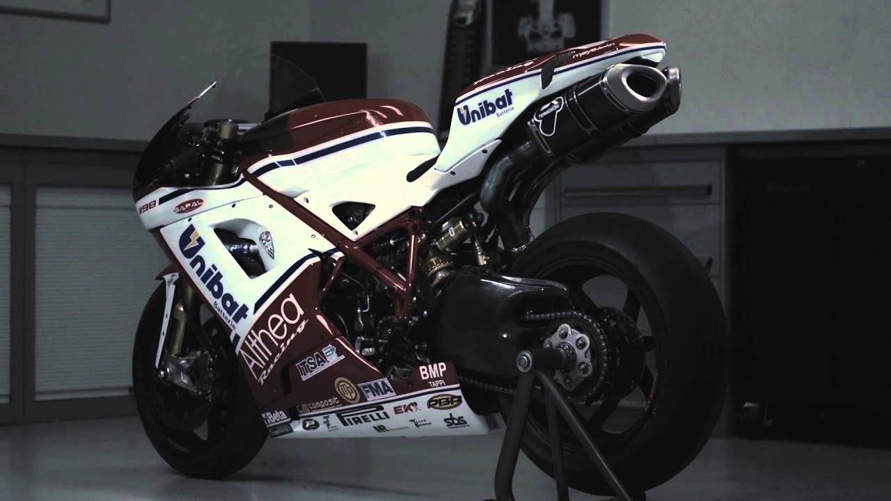 Althea Ducat... Youtube Ducati 1198