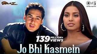 Jo Bhi Kasmein - Raaz | Bipasha Basu & Dino Morea | Udit Narayan & Alka Yagnik