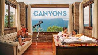 CHEGAMOS NOS CANYONS!!! | PRAIA GRANDE - SC | VIAGEM