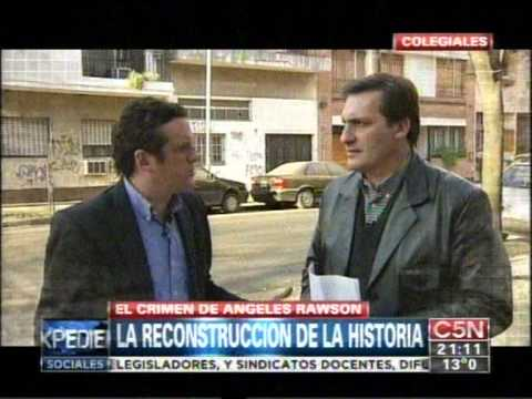 C5N - EL EXPEDIENTE: CASO ANGELES RAWSON, EL INFORME FINAL (PARTE 1)