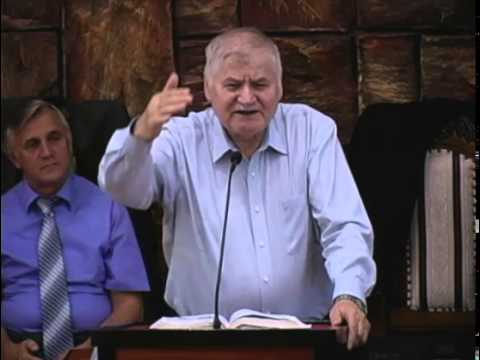 Vasile Hozan - Ce face Dumnezeu pentru tine si ce faci tu pentru Dumnezeu? part.1