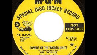 Watch Vogues Lovers Of The World Unite video