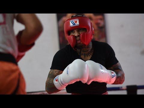 Approaching The Fight: Gervonta Davis   Davis vs. Cuellar   April 21 on SHOWTIME
