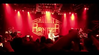 "Night Ranger - 新譜「35 Years and a Night in Chicago」日本盤 2016年11月18日発売予定 ""Don't Tell Me You Love Me""のライブ映像を公開 thm Music info Clip"