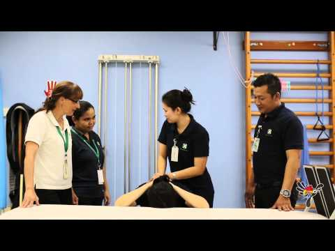 A Day in the Life of a Physiotherapist
