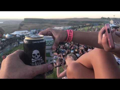 Sasquatch Music Festival 2017 featuring the Dancing TRex