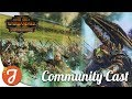 Mangy Marauders OP .feat Ondjage | Greenskins Vs Vampire Counts | Total War: Warhammer II