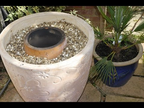 Review of the Tandoor oven made with flower pots 14 months on