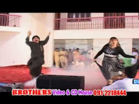 Ismail Shahid And Wife Dance.dat video