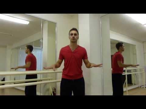 Видео как научиться современным танцам дома
