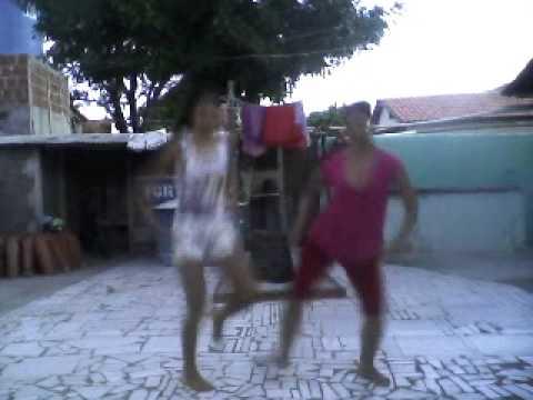 Dançando melancia