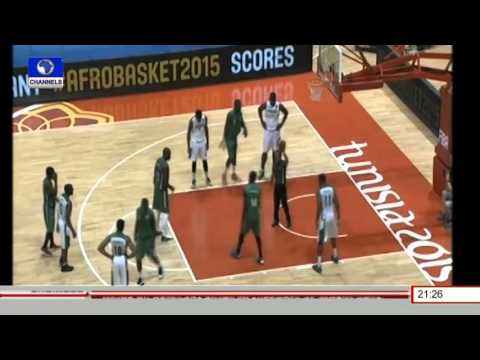 Sports Tonight: Analysing Nigeria's Preparations For Rio Olympic Basketball Pt 1