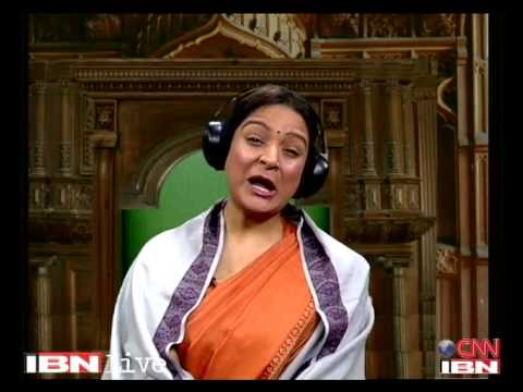 Watch: Cyrus Broacha enacts Meira Kumar's 'baith jaiye' in TWTW