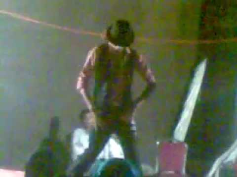 Siit college (sialkot) Zeeshan supercool Dance at Welcome party 2011