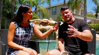 Michael Bisping Breaks Down Khabib vs Justin Gaethje; Tony Ferguson