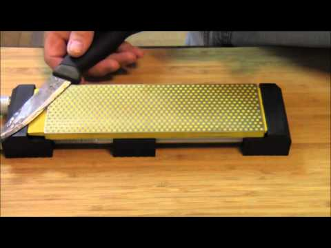 Knife Sharpening How To Sharpen A Scandi Ground Knife
